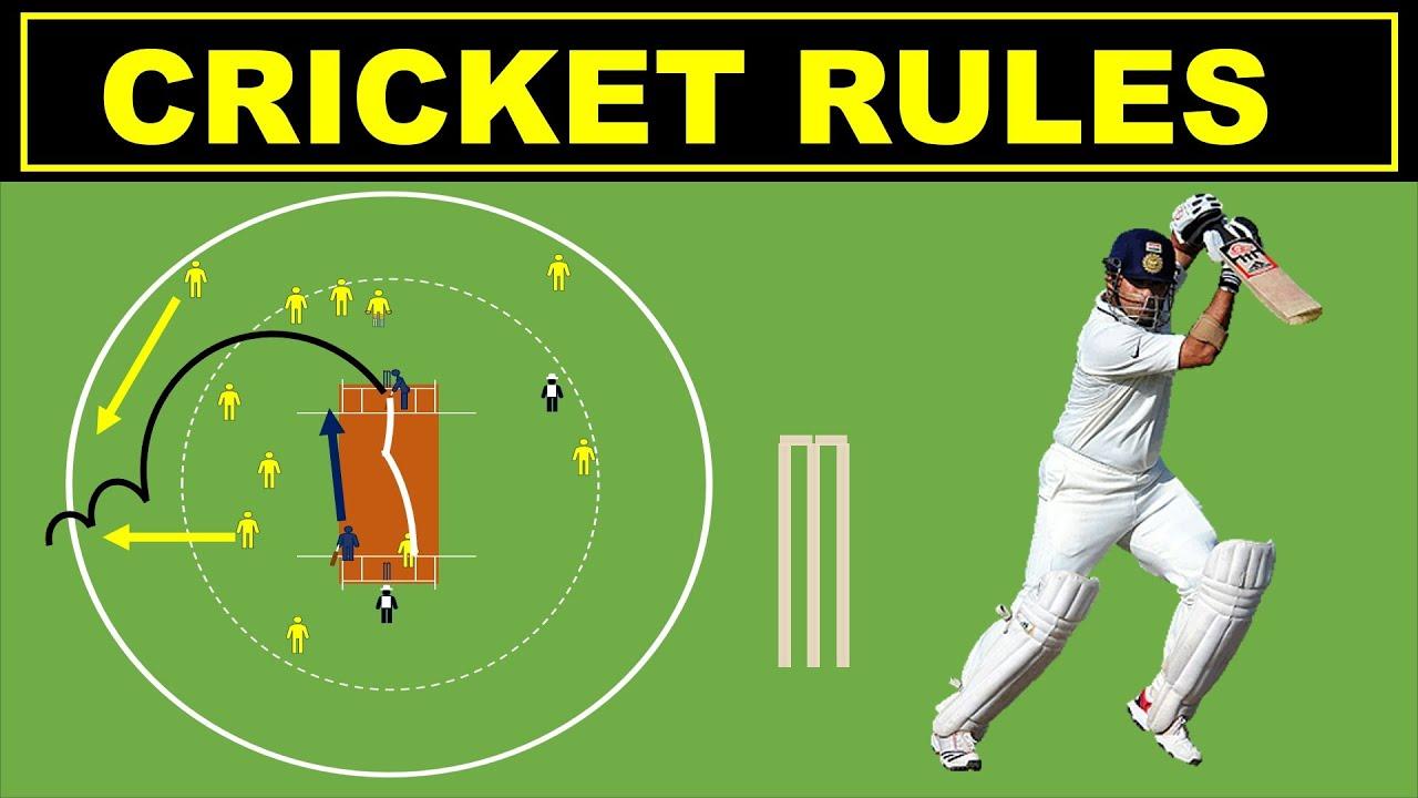 Какви са правилата на крикета